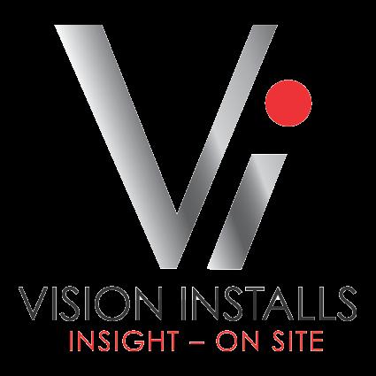 Vision Installs Logo